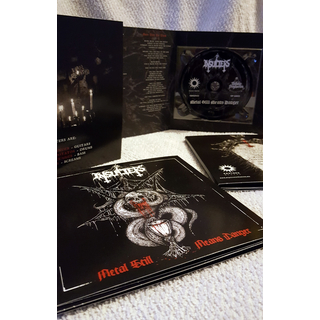 INSULTERS - Metal Still Means Danger (7 sized Digipak CD)